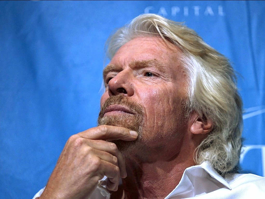 Richard Branson explains how to master the art of reading between the lines