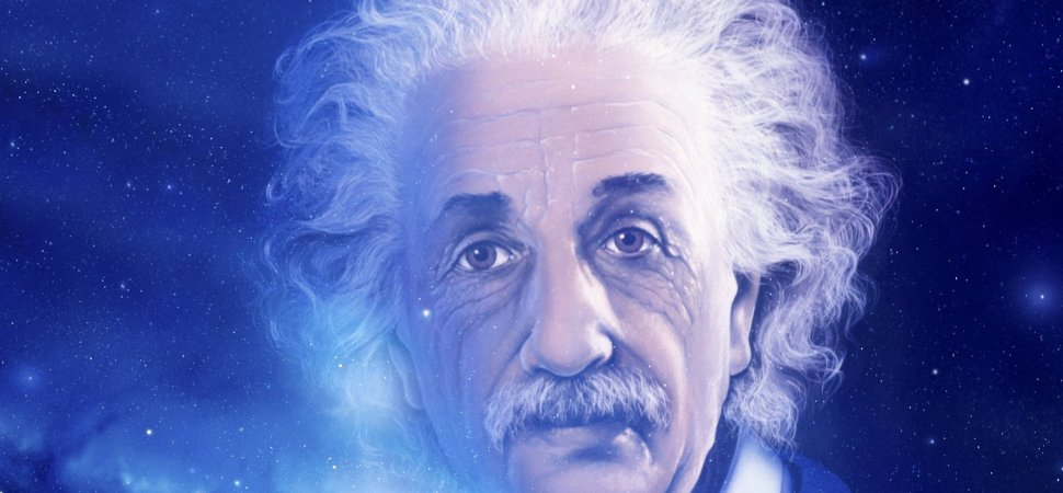 The Surprising Source of Inspiration for Albert Einstein