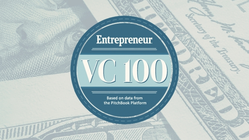 VC 100 The Top Investors in Early-Stage Startups
