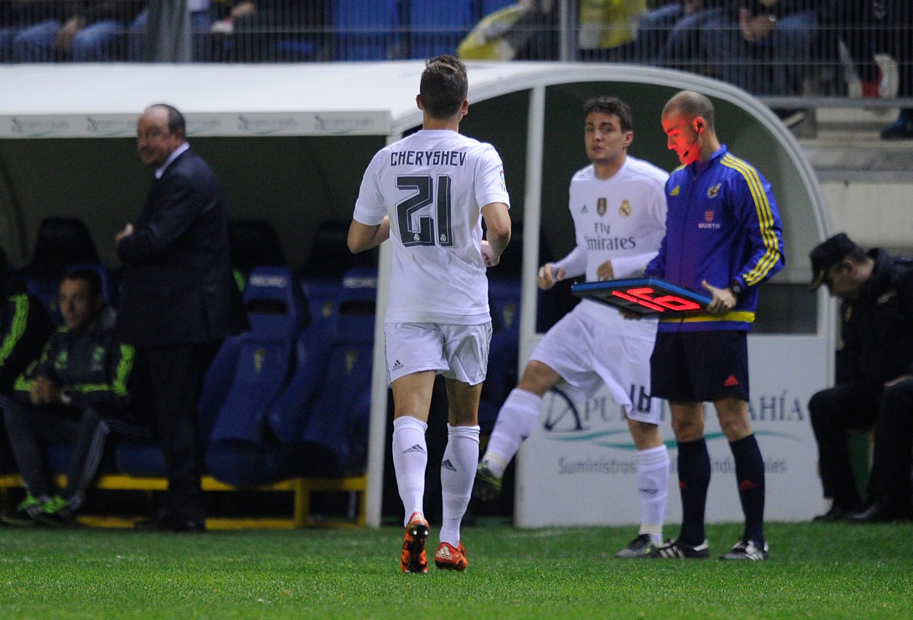 Real Madrid kicked out of one of Europe's premier soccer tournaments for fielding an ineligible player