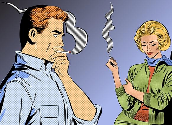 Smoking Still a Killer