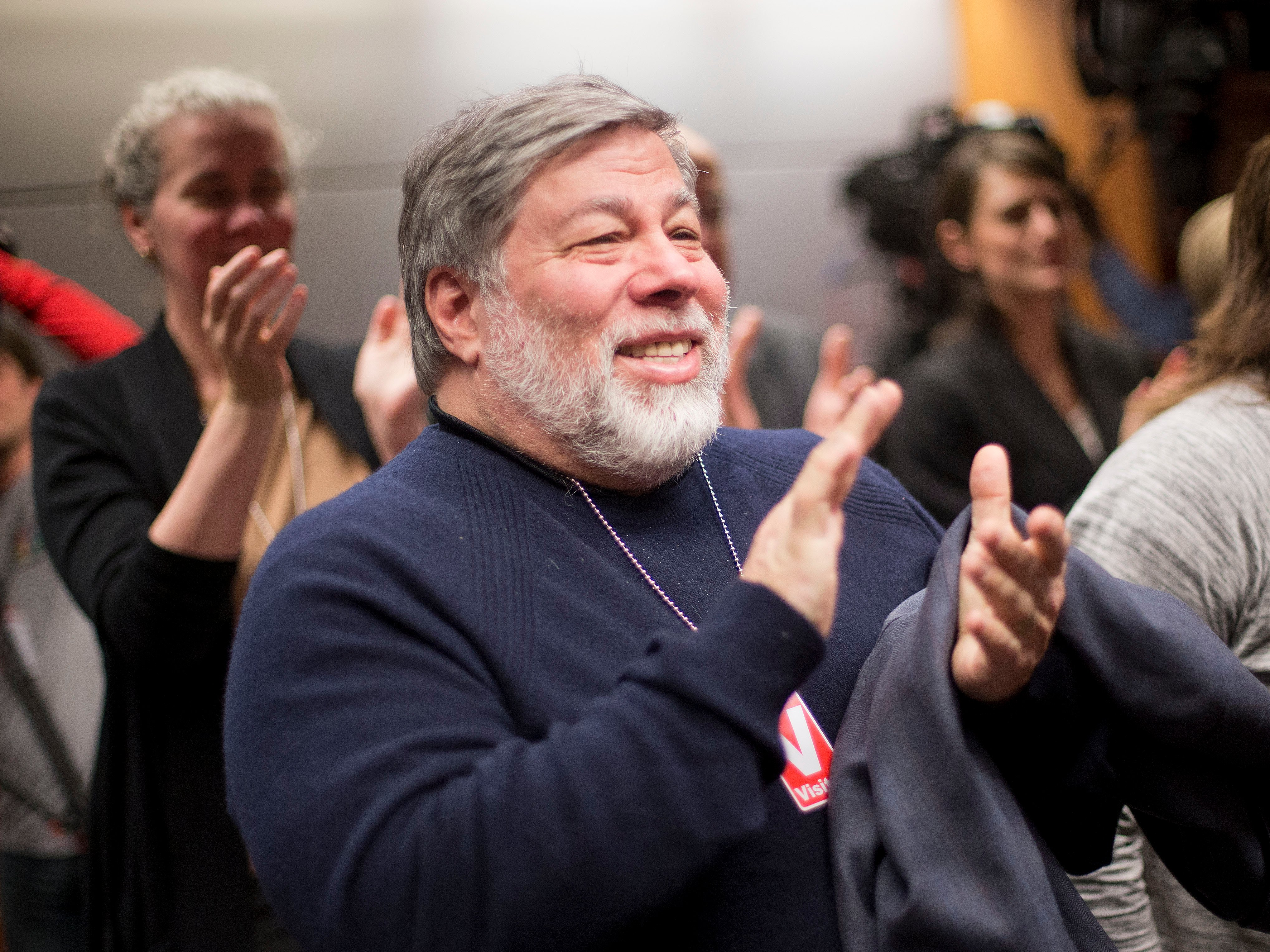 Apple founder Steve Wozniak thinks Amazon's new device is the next big platform